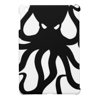 Evil kraken iPad mini case