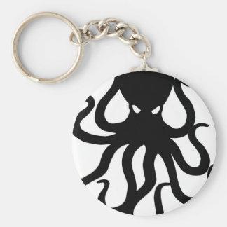Evil kraken keychain