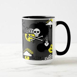 Evil Lurks Mug