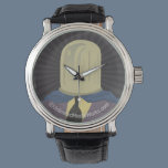 Evil Mastermind Crystal Watch