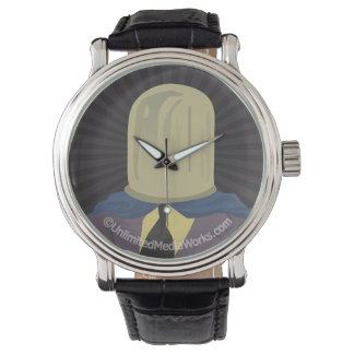 Evil Mastermind Crystal Watch