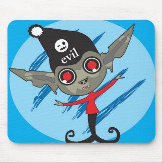 Evil Minion Blue Mousepad