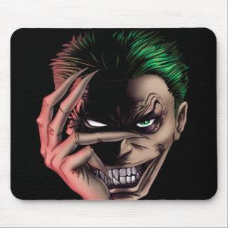 Evil Monster Face Mousepad