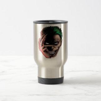 Evil Monster Face Mug