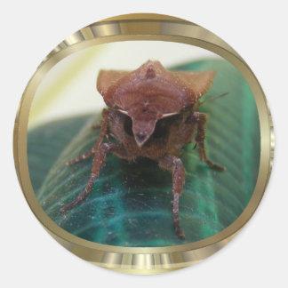 Evil Moth 1 ~ sticker