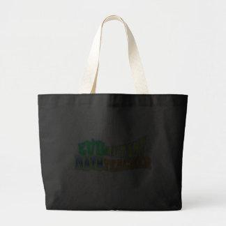 Evil Mutant Math Teacher Tote Bag