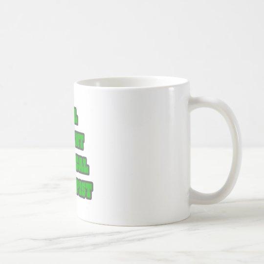 Evil Mutant Physical Therapist Coffee Mug