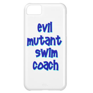 Evil Mutant Swim Coach Case For iPhone 5C