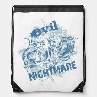 Evil Nightmare Sad Happy Theater Masks Backpack