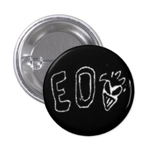 """Evil Overlord button - from """"Hare Hockey"""""""