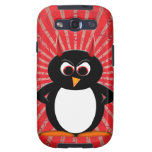 Evil Penguin™ Angry Penguin Samsung Galaxy SIII Cases