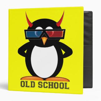 """Evil Penguin™ Back to School Binders! 1.5"""" Size Binders"""
