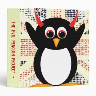 Evil Penguin™ Back to School Binders! Binder