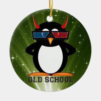 Evil Penguin™ Christmas ornament