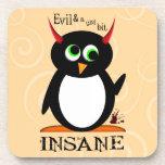 Evil Penguin™ Insane Coaster
