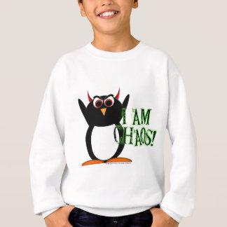 """Evil Penguin Project""tm Chaos Kids Swearshirt Sweatshirt"