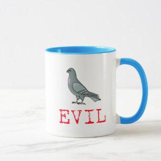 Evil Pigeon Mug