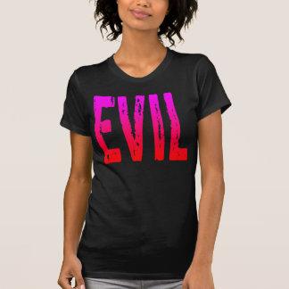 EVIL PINK RED HORROR ZOMBIE MONSTER T-Shirt