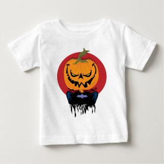 Evil Pumpkin Baby T-Shirt