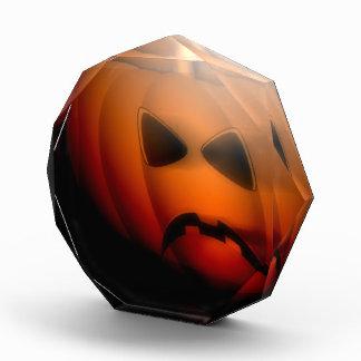 Evil Pumpkin Face Award