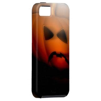 Evil Pumpkin Face iPhone SE/5/5s Case