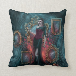 Evil Queen Complex American MoJo Pillow