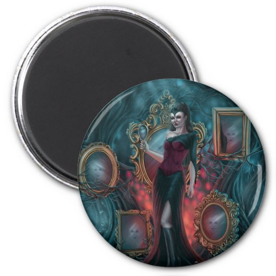 Evil Queen Complex Magnet