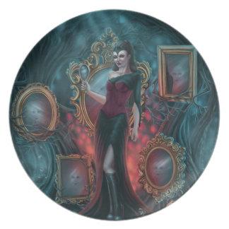 Evil Queen Complex Plate