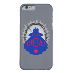 Case-Mate Barely There iPhone 6 Case with Evil Queen: Long Live Evil design