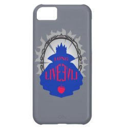 Case-Mate Barely There iPhone 5C Case with Evil Queen: Long Live Evil design