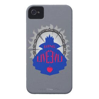 Evil Queen - Long Live Evil Case-Mate iPhone 4 Case