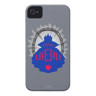 Evil Queen - Long Live Evil iPhone 4 Cover