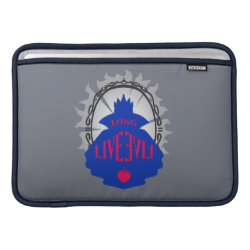 Evil Queen: Long Live Evil Macbook Air Sleeve