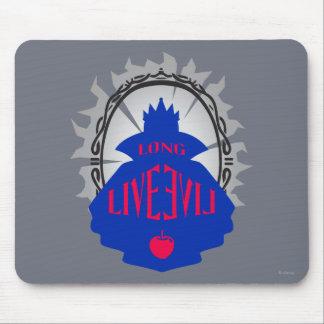 Evil Queen - Long Live Evil Mouse Pad