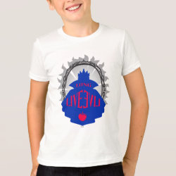 Evil Queen: Long Live Evil Kids' American Apparel Fine Jersey T-Shirt