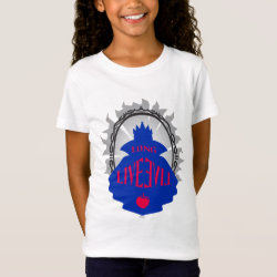 Evil Queen: Long Live Evil Girls' Fine Jersey T-Shirt