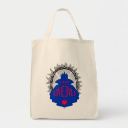 Evil Queen: Long Live Evil Grocery Tote