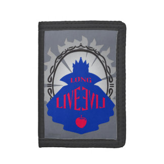 Evil Queen - Long Live Evil Tri-fold Wallets