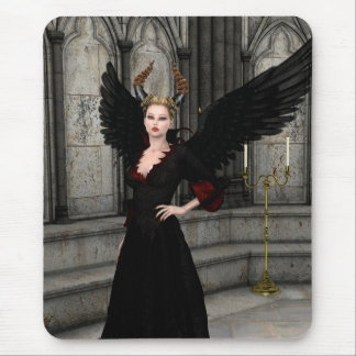 Evil Queen Mouse Pad