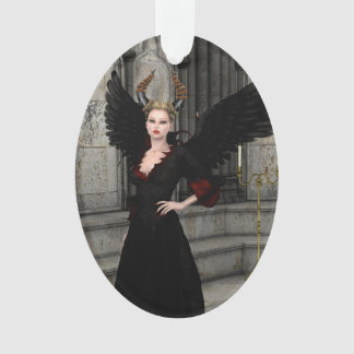 Evil Queen Ornament