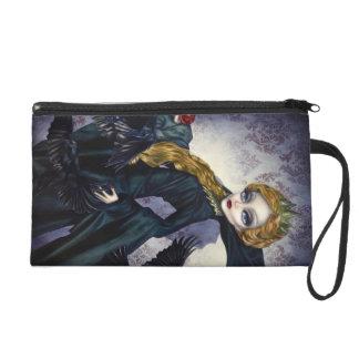 Evil Queen Wristlet Bag