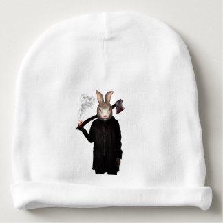 Evil Rabbit Baby Beanie