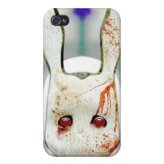 Evil Rabbit Case For iPhone 4