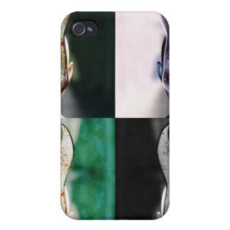 Evil Rabbit iPhone 4 Case