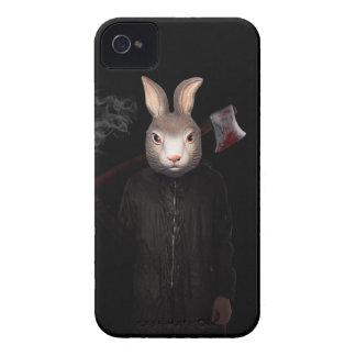 Evil Rabbit iPhone 4 Cover