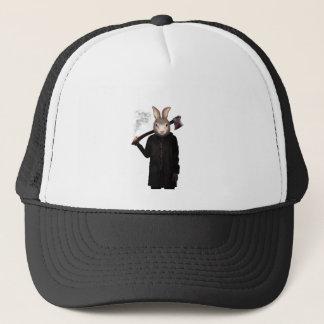 Evil Rabbit Trucker Hat