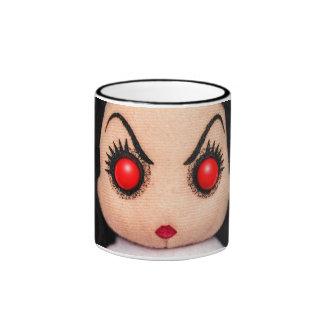 Evil Rag Doll Mug