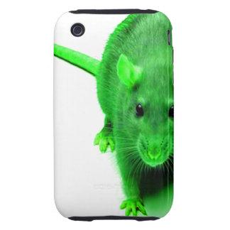 Evil Rat Tough iPhone 3 Case
