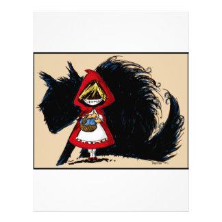 Evil Red Riding Hood Letterhead