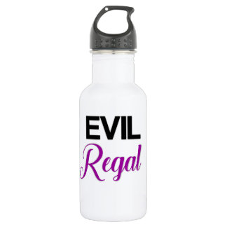 Evil Regal Waterbottle Stainless Steel Water Bottle